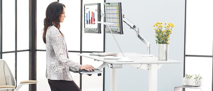 stress-free functioning on ergonomic mouse