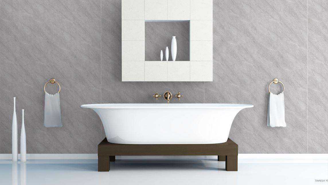 PVC panels for bathrooms